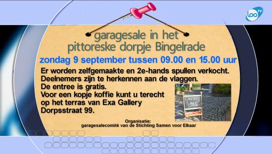 20180903 Garagesale Bingelrade.png